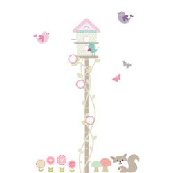 Bird House Height Chart