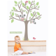 Koala Tree Wall Sticker