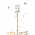 Bird House Height Chart