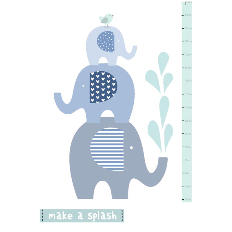 Elephant Height Chart Littleprints