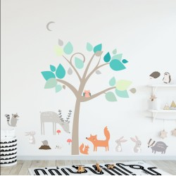 Woodland Wall Sticker